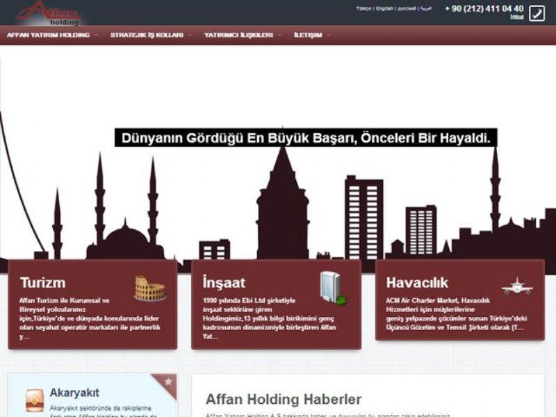 Affan Holding A.Ş