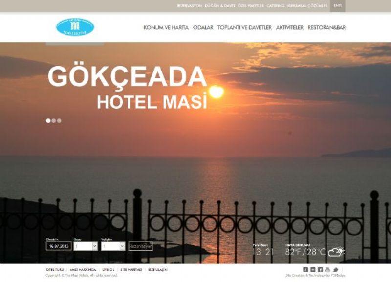 Gökçeada Masi Hotel