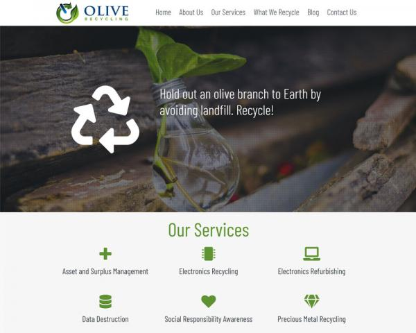Olive Recycling