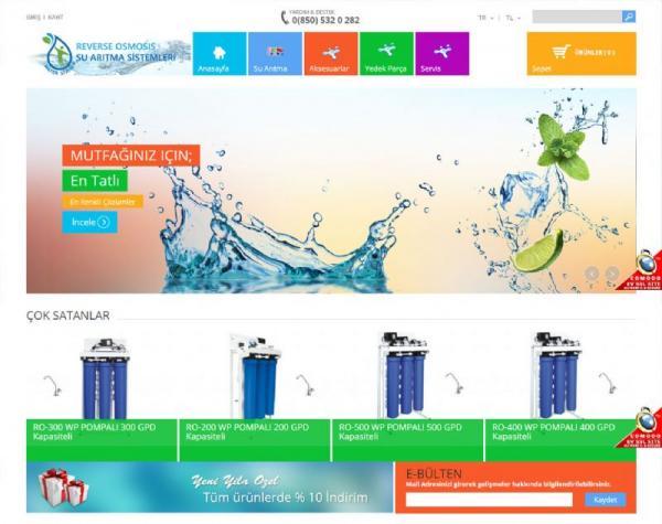 Water Station Su Arıtma Ürünleri