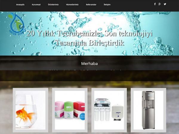 WaterStation Su Arıtma Sistemleri