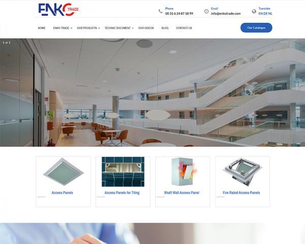 Acil Durum Kapakları - Enko Trade