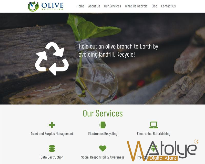 Olive Recycling LLC